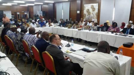 Rencontre régionale de haut niveau pour une transhumance apaisée et pour l'adoption des modalités financières du programme d'investissement pour le développement de l'élevage du pastoralisme en Afrique de l'ouest