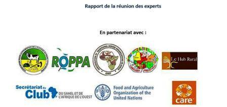 Rapport de la réunion des experts de la Concertation Régionale de Haut Niveau pour une transhumance transfrontalière apaisée entre le Sahel et les pays côtiers Cotonou, Bénin, 14 et 15 Novembre 2018
