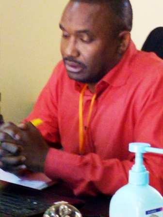 Rencontre du consultant avec le SVPP de Madaoua