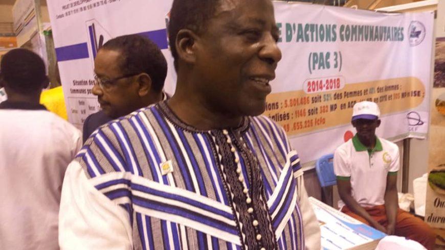 5 édition de Salon de l'agriculture, de hydraulique, de l'environnement et de l'élevage du Niger,sahel 2019