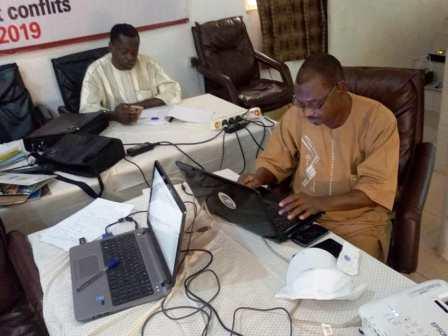 Atelier sur la communication pour la gestion des crises et conflits pastoraux