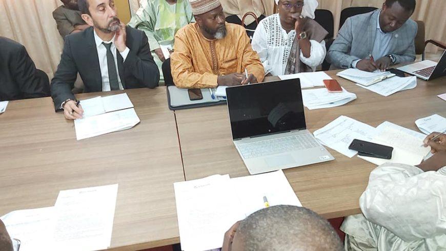 Quelques images de la mission conjointe gouvernement- Banque Mondiale d'appui à la mise en œuvre de PRAPS Niger
