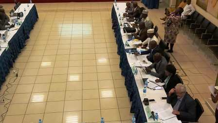 Réunion de synthèse des missions d'appui à la mise en oeuvre du PRAPS et 6ème réunion du Comité Technique Régional (Wrap-up et CTR